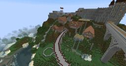 castle project / city Minecraft Map & Project