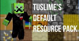 [1.7.4] TuSlime's Default RP Minecraft