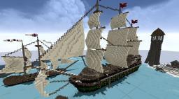 I.V.S. Judgement Minecraft Project