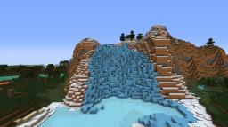 Glacier Minecraft Map & Project