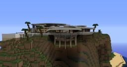Tony Stark/ iron man's House Minecraft Map & Project