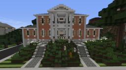 Plantaion style mansion [TBS Application] Minecraft Project