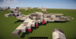Blackburn Buccaneer Minecraft Map & Project