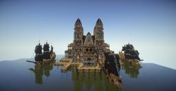 Dreadfort Palace [Pirate Fortress] [Download] [Contest] Minecraft Map & Project