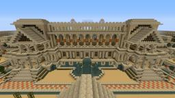 arabic style town Minecraft Map & Project