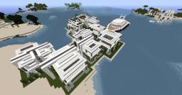 Minecraft - Modern city . Minecraft Map & Project