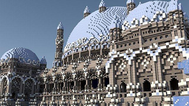Winter Palace Minecraft | www.pixshark.com - Images ...