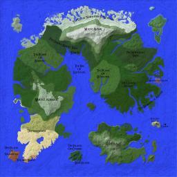 Aldorath Minecraft Map & Project