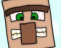 Crazy Villager! [SpeedArt] Minecraft Blog Post