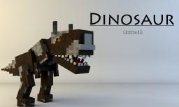 [FREE] - Minecraft Cinema4D Dinossaur Rig Minecraft Blog Post