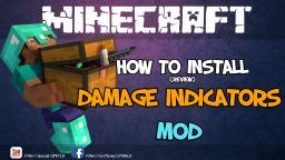Damage Indicators [1.7.2] Minecraft Blog Post