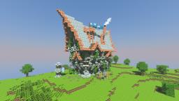 Fantasy House - by madtin Minecraft Project