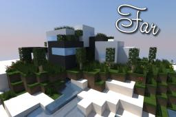 ~   Far   ~ A Mini Modern Eco-Home ~ Minecraft Map & Project
