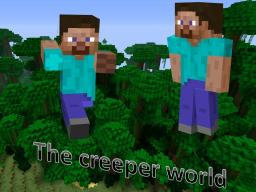 The creeper world Minecraft Texture Pack
