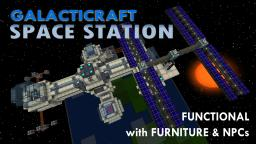 Space Station for Galacticraft Minecraft Map & Project