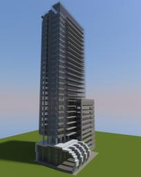 Live Giarratana: Apartment Skyscraper Minecraft