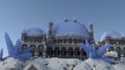 Icemoor Crystal Palace Minecraft