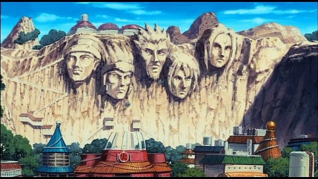 The Hidden Leaf Village (Konoha) in Minecraft Minecraft ...