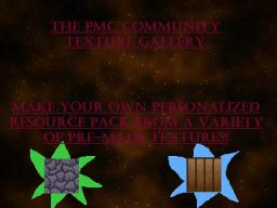 Community Texture Gallery Minecraft Map & Project
