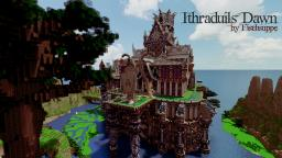 Ithraduils Dawn - Fantasy Palace Minecraft