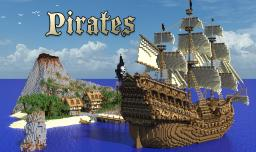 Pirates Minecraft Map & Project