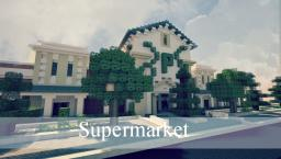 Supermarket [Ft. ThyJoimees & Getmoreland] Minecraft Map & Project