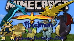 PixelMonMC {Legendaries ENABLED}{Votetifer} Minecraft Server