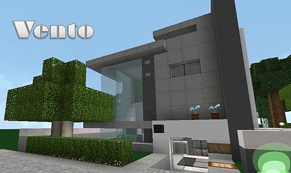 Vento high tech modern house