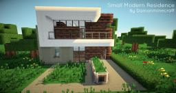 Small Modern Residence