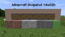 Minecraft Snapshot 14w02b (New Blocks!) Minecraft Blog