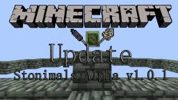 [Alpha V1.0.1 UPDATE!] Stonimals Mod [Minecraft 1.6.4] [SMP/SSP] Download and Kill Animals! Minecraft