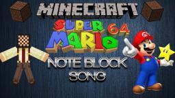 Super Mario 64 (reupload) Minecraft Map & Project