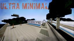 Ultra Minimalism | A Concept Minecraft Project