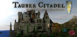 Tauber Citadel- Emerald Fortress of The Brink Knights - The Tales of Runebrire Official Project Minecraft