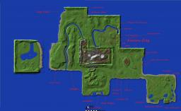 Dark age of Camelot Albion + Avalon Isle Minecraft Map & Project