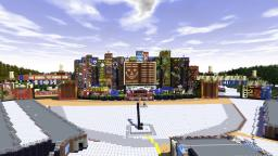 Tomorrowland Mainstage 2012 / TomorrowWorld Mainstage 2013 Minecraft Map & Project