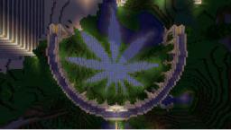Marijuana Leaf Minecraft Map & Project