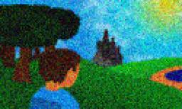 A New Land- 1 Minecraft Blog Post