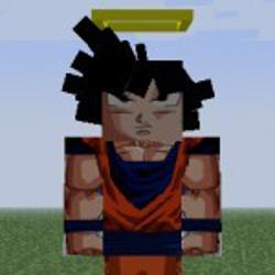 Dragon Ball ZGTAF HD Skins WIP Minecraft Blog - Skins para minecraft pe hd