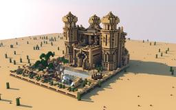 Maharaja's Villa Minecraft Map & Project