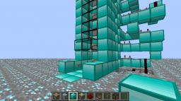 Up only elevator Minecraft Map & Project