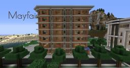 Mayfair Apartments Minecraft Map & Project