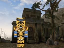 HD X-Gen Skins: Hlaalu Guard (Morrowind) Minecraft Blog