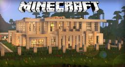 Minecraft Modern House Minecraft Project