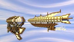 Two Steampunk Airships - DOWNLOAD LINK