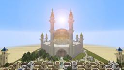 Tumbarkand- an epic desert city Minecraft Map & Project