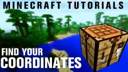 How the Coordinate System Works [Tutorial/Challenge] Minecraft Map & Project