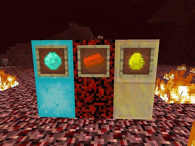 Minerals Blocks