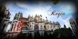 Regia - The beauty of  Tamnia Mountains Revealed. Minecraft Map & Project