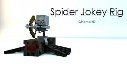 [FREE] - Minecraft Spider Jokey Rig Minecraft Map & Project